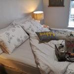Main bedroom breakfast shot
