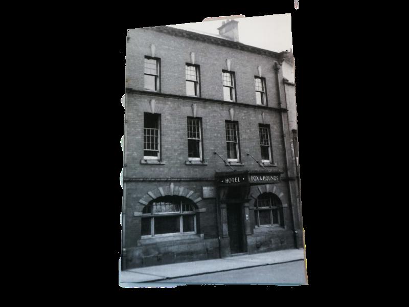 Original The Fox and Hounds Hotel